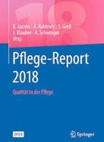 """WIdO veröffentlicht """"Pflege-Report 2018"""""""