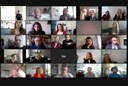 Department für Pflegewissenschaft feierte mit 36 Absolvent*innen virtuell