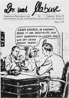 """""""Dr. med. Mabuse"""" – Zeitschrift für alle Gesundheitsberufe wird 40!"""