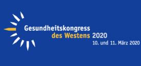 Gesundheitskongress des Westens wird auf September verschoben