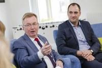 Hartwig-Hesse-Stiftung lädt zur Diskussion mit Westerfellhaus über Zukunft der Pflege