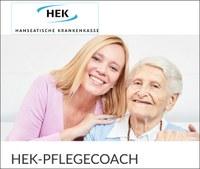 """HEK startet """"Pflegecoach"""""""