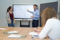 Stundenplan des Master-Studiengangs Pflegepädagogik fertig