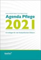 Neu im KomPart-Verlag: Agenda Pflege 2021