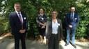 Mitglieder des Errichtungsausschusses Pflegekammer NRW