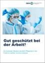 """Pflege: """"nicht gut geschützt im zweiten Lockdown"""" – DBfK präsentiert Ergebnisse der Online-Befragung"""