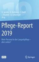 Pflege-Report 2019: Sicherstellung von Personal und Finanzierung drängt