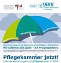 Infoveranstaltungen zur Pflegekammer NRW: Forderung nach Selbstverwaltung