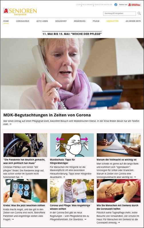 Pflege News