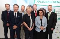 Stärkung der Ausbildung von Pflegekräften in Niedersachsen