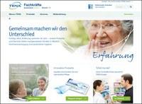 """""""Tena"""" launcht Webseite für Fachkräfte"""